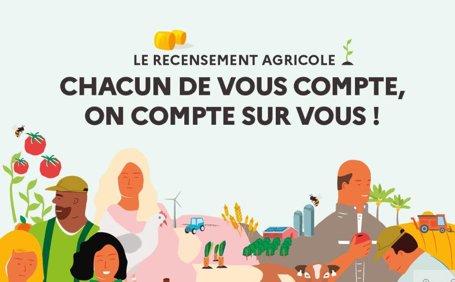 Le recensement agricole