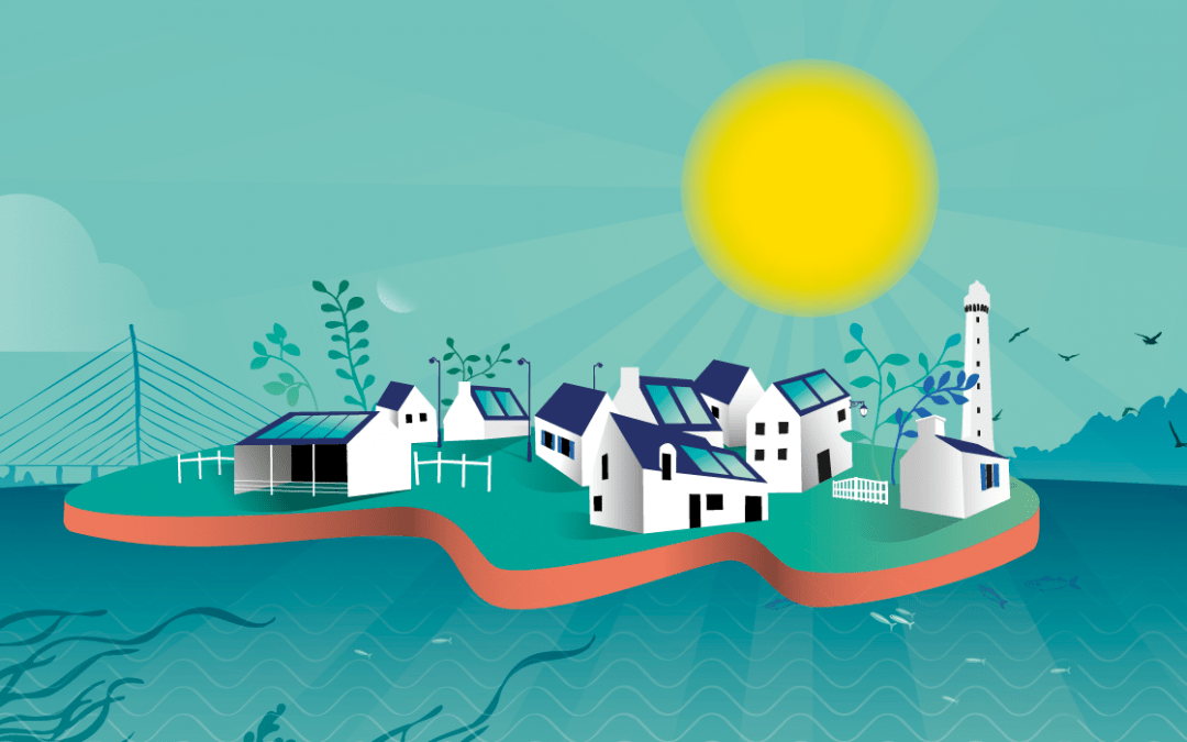 Avec le cadastre solaire, découvrez lepotentiel solaire de votre toiture en 1 clic!