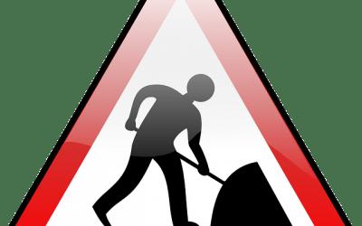 Le Conseil départemental du Finistère mène des travaux de réfection sur la RD 60 du 5 au 19 juillet inclus